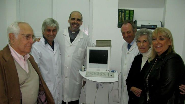inauguración-fibroscan